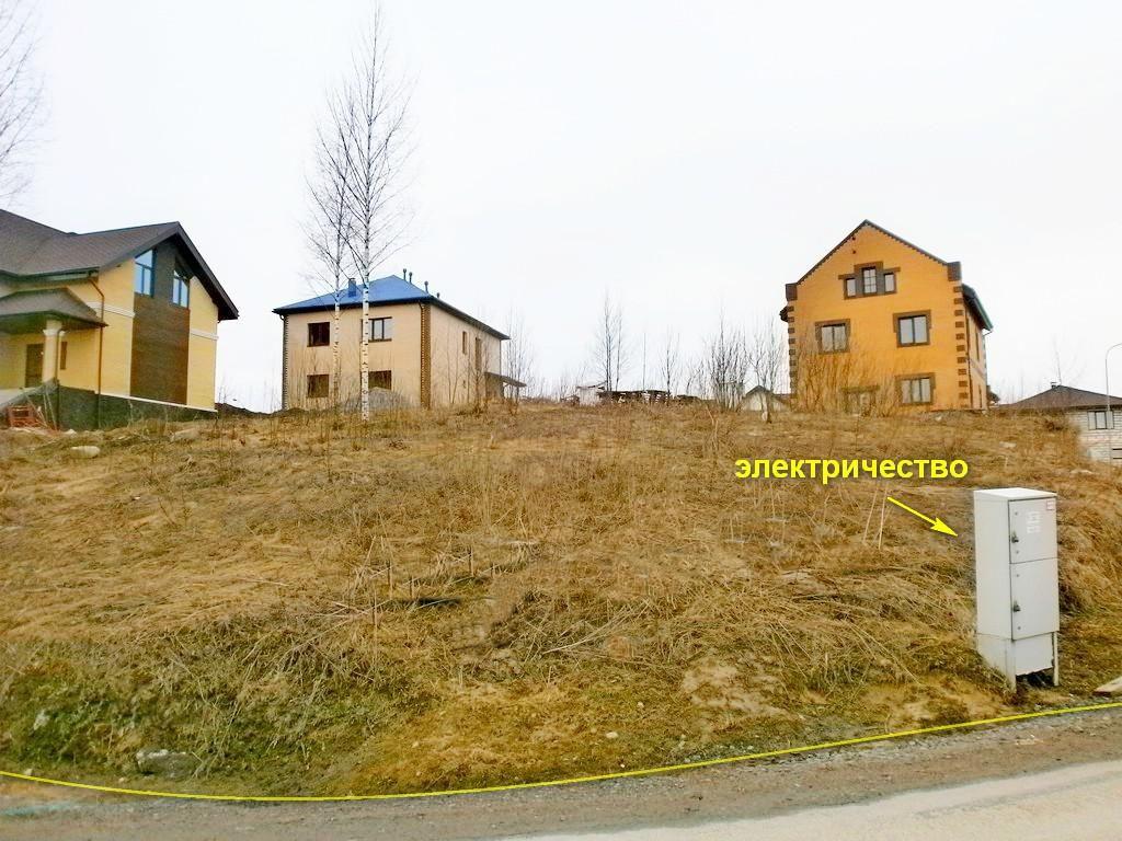 Предложения о продаже земельных участков в санкт-петербурге.